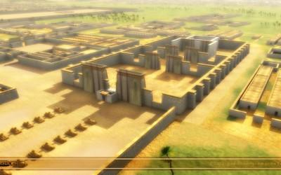 Small Aten Temple