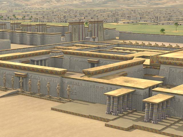 The AMARNA:3D Project (v.1)
