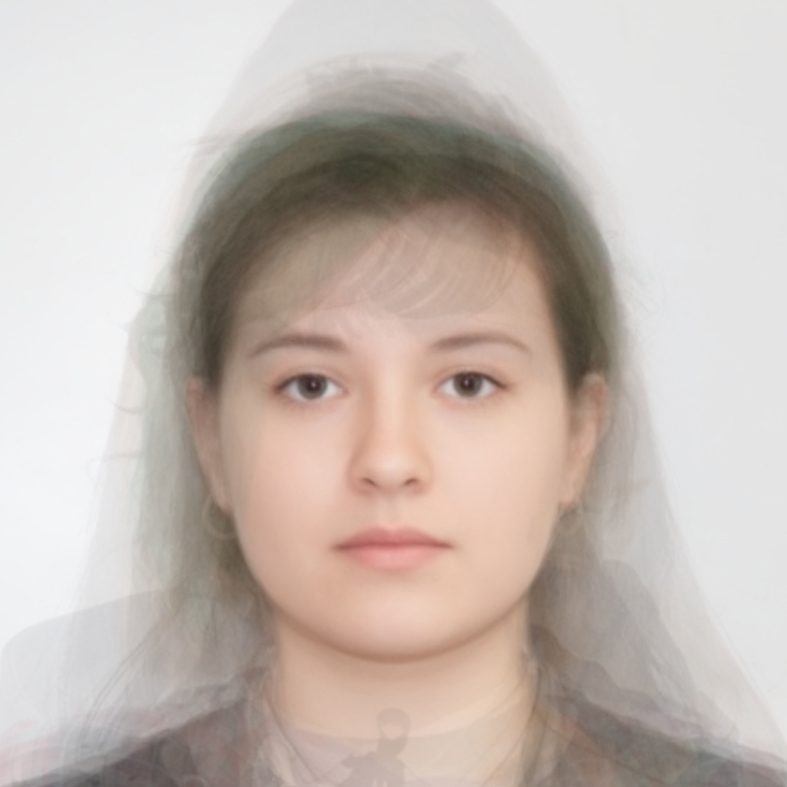 2014 Female Games Student Composite Photo (Teesside University)