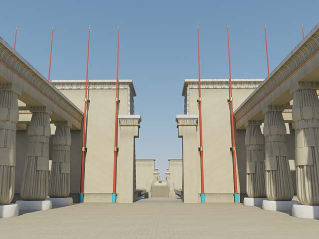 The AMARNA:3D Project (v.2)