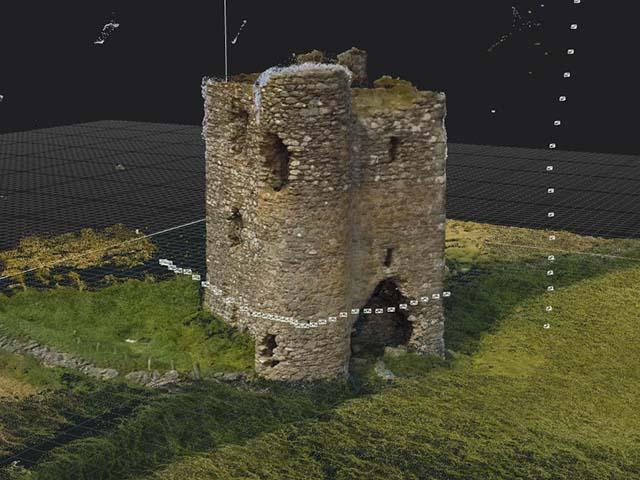 Burt Castle (Inishowen)