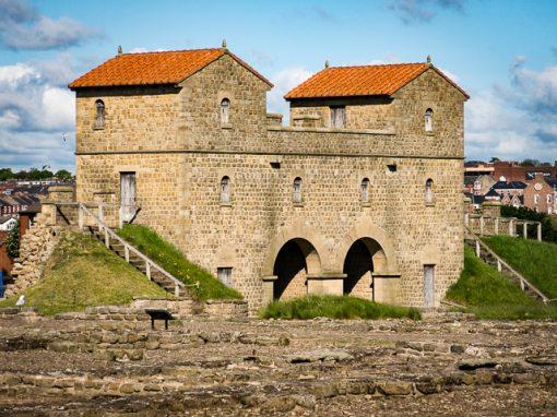 Arbeia Roman Fort 2016