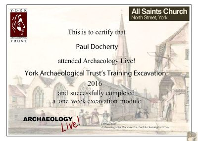 YAT Completion Certificate